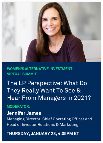 Women's Alternative Investment Virtual Summit